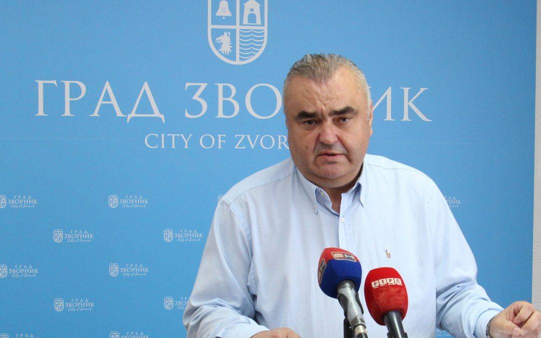 Градоначелник Стевановић: ситуација крајње озбиљна, неопходно стриктно придржавање прописаних мјера