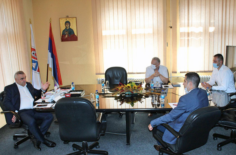 The city of Zvornik in the process of certification of the business environment