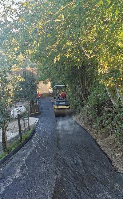 Асфалтирање локалних путева у Јасеници и Кисељаку