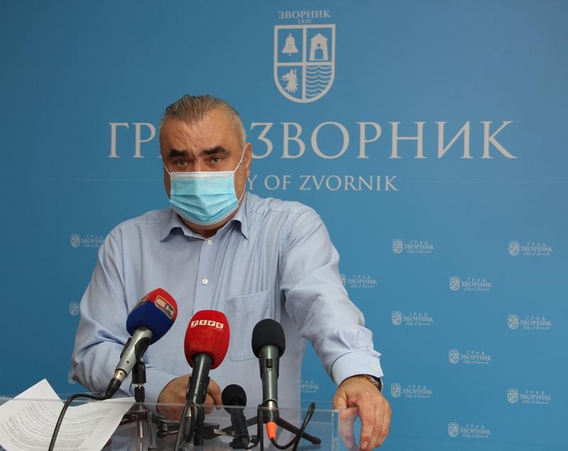 Зворник : Епидемиолошка ситуација на територији града побољшана