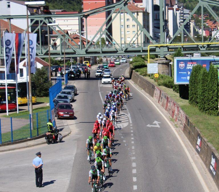 Бициклистичка трка прошла кроз Зворник