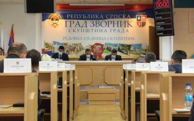 Одржана 36. редовна сједница Скупштине града