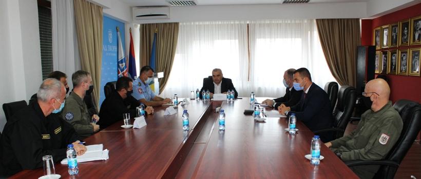 Одржан састанак о мигрантској кризи и безбједности границе на подручју Зворника