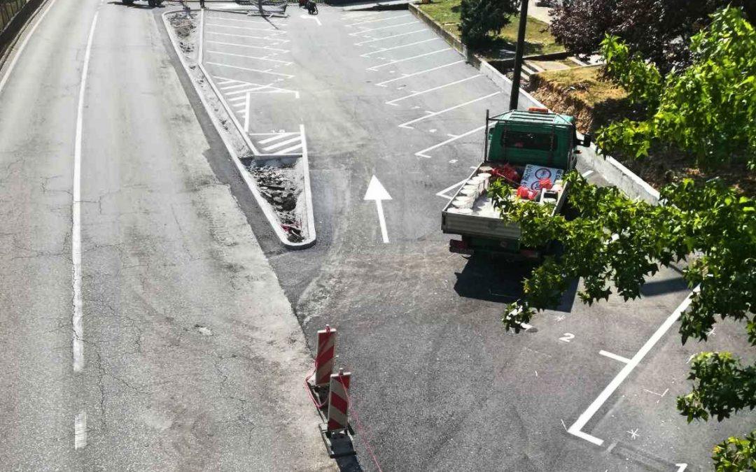 Додатна паркинг мјеста у Зворнику