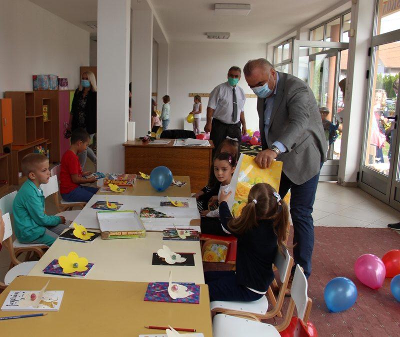 На Улицама за предшколце отворено припремно одјељење