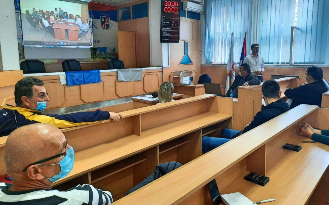 У току припреме за локалне изборе у Зворнику