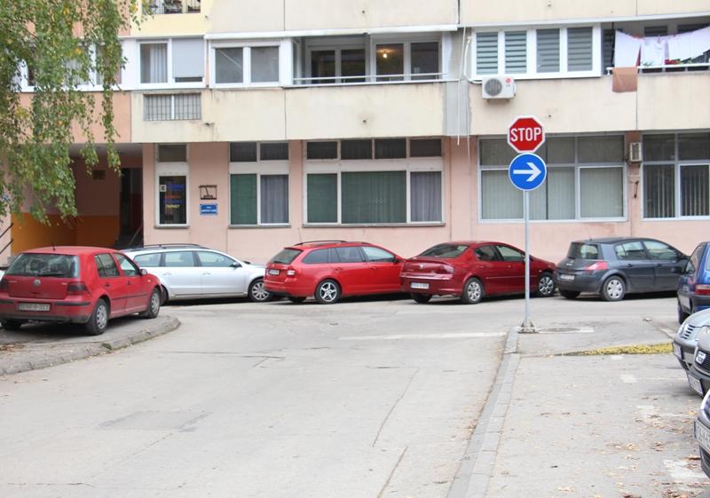 Нови режим саобраћаја код зграда З-14 и З-15