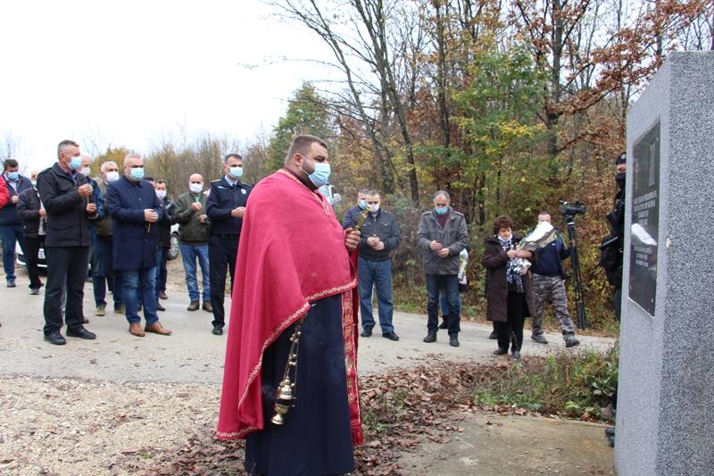 На Глођанском брду обиљежена годишњица страдања 126 припадника ВРС и цивила