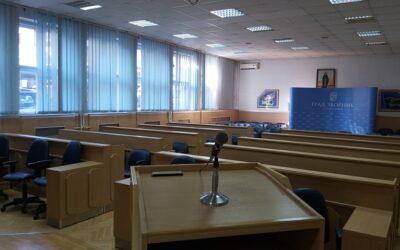 Konstitutivna sjednica gradskog parlamenta