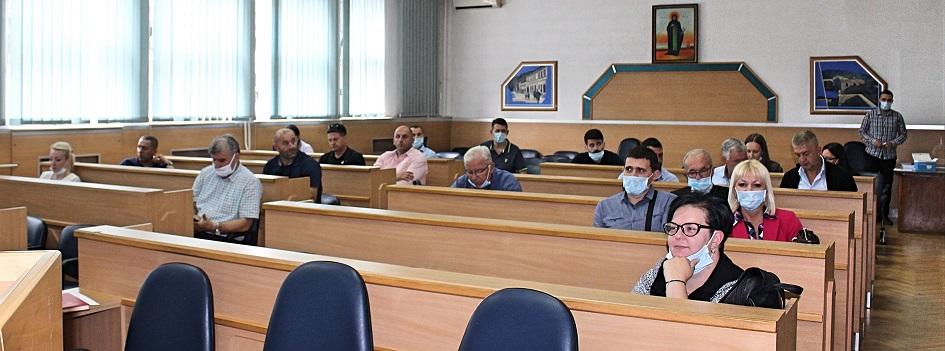 Sutra peta sjednica Privrednog savjeta grada Zvornik