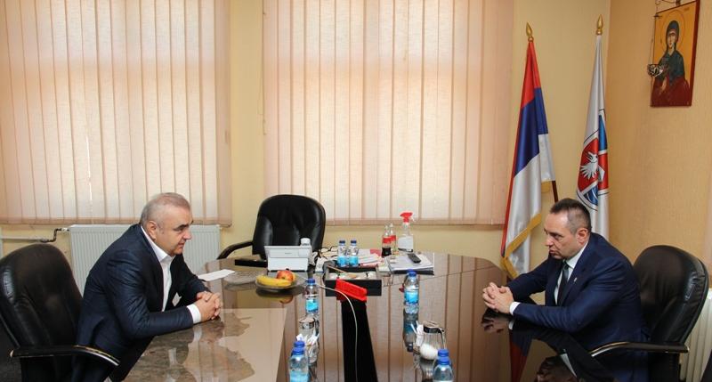 Градоначелник Стевановић: хвала министрима Цикотићу и Вулину на отварању старог моста за све пјешаке