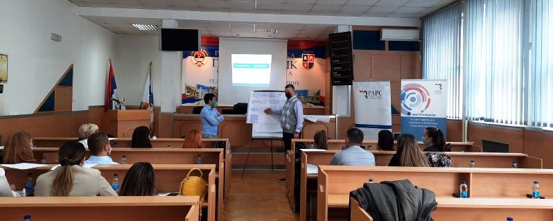 Обука о писању развојних пројеката одржава се у Зворнику